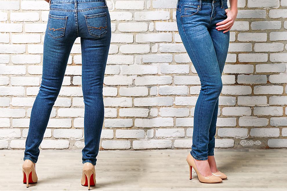4 Jeans-Probleme und wie man sie löst