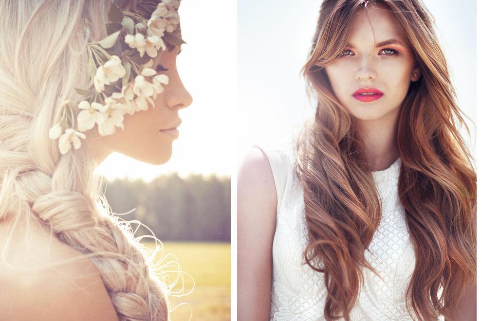 6 Wunderschone Alltags Frisuren Die Wir Sofort Ausprobieren Wollen