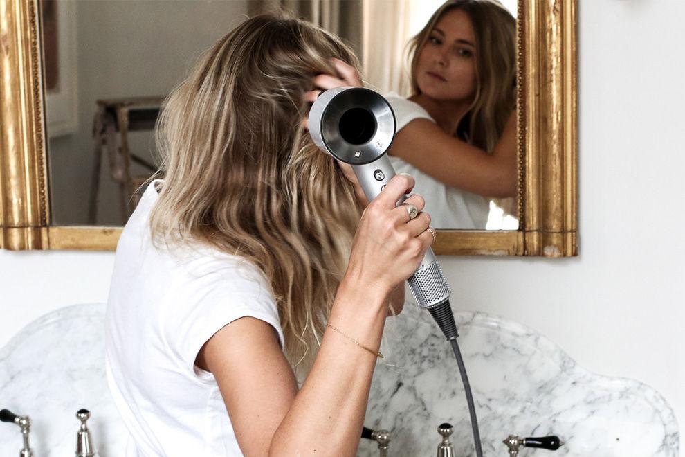 So föhnst du deine Haare jeden Tag selbst wie frisch vom Friseur