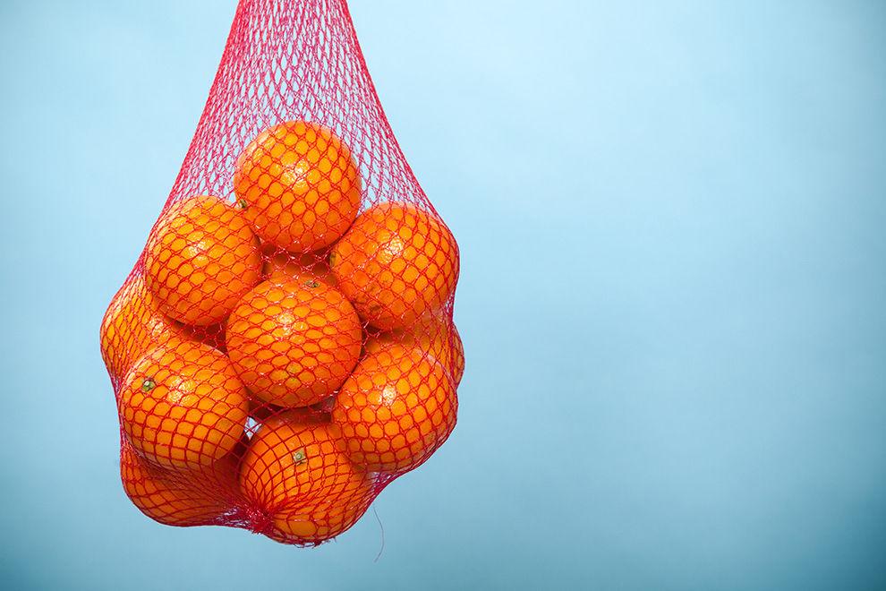 Einkaufsnetze sind der heißeste Taschentrend dieses Sommers