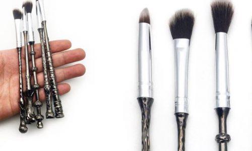 Es gibt jetzt Harry Potter-Make-up-Pinsel