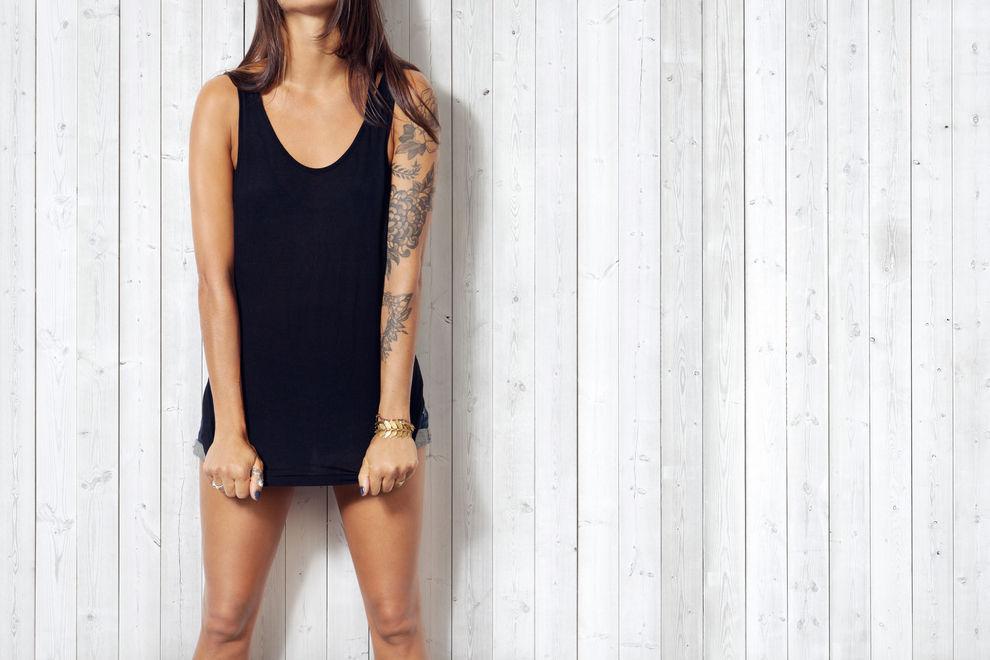 Tattoo abdecken: So wird dein Tattoo easy unsichtbar