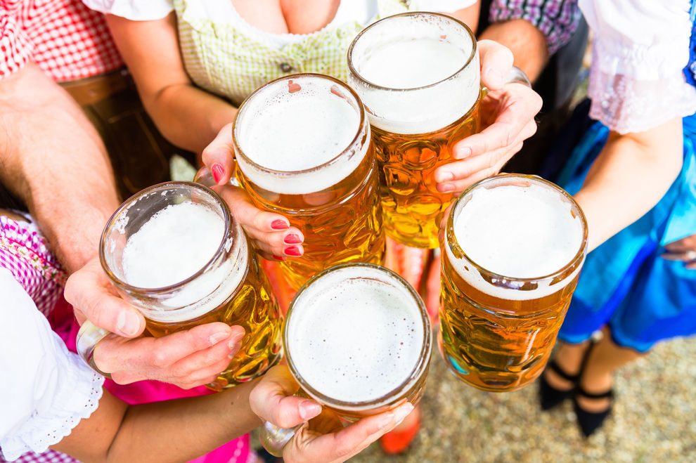 12 Gründe, wieso wir Wiesn-Feste lieben