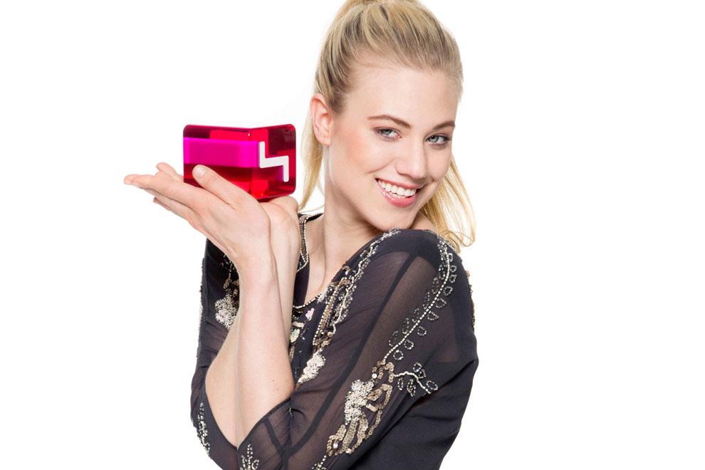 "Larissa Marolt bei ""Austria's next Topmodel"""