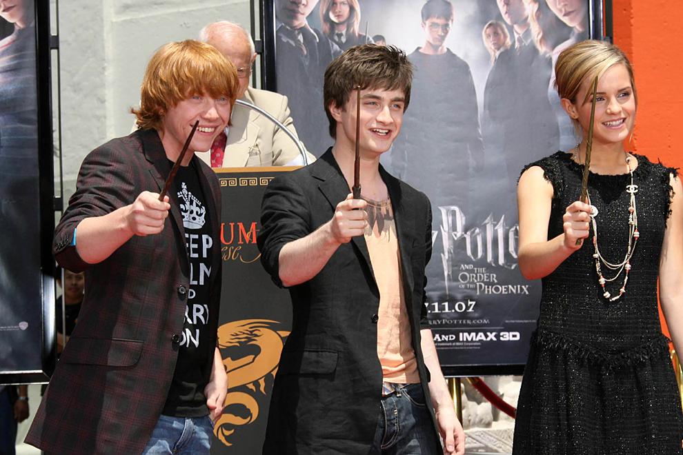 Harry Potter-Darsteller: So hätten sie wirklich aussehen sollen