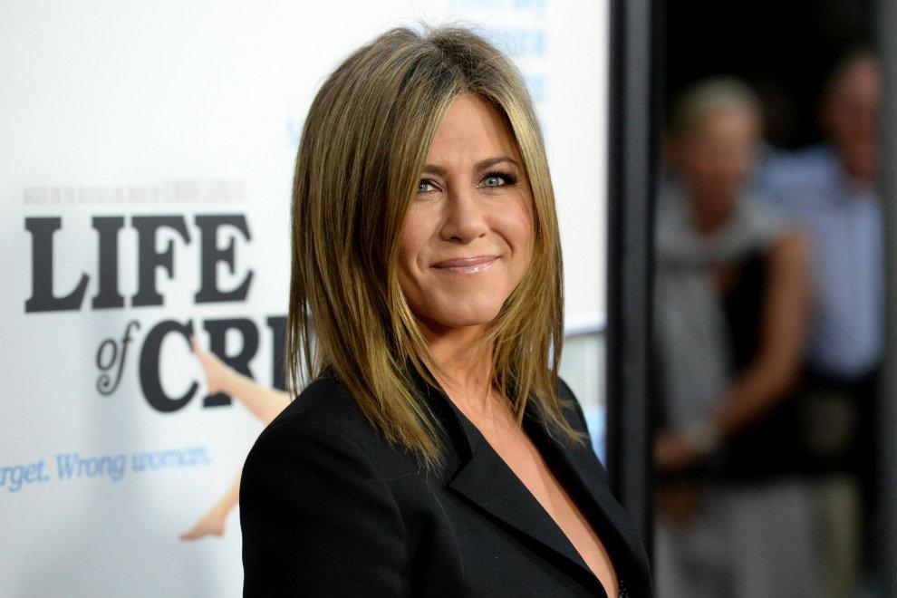 Jennifer Aniston trauert ihrer ersten, großen Liebe nach