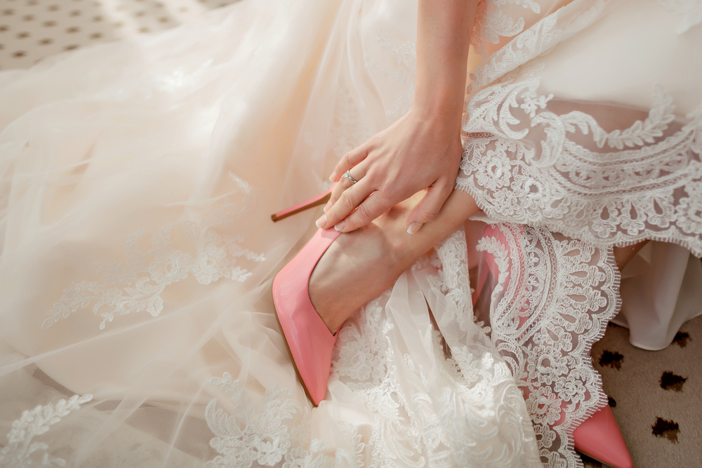 9 Dinge, die eine Braut an ihrem Hochzeitstag nicht tun sollte