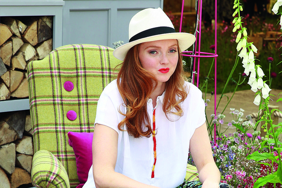 Lily Cole im Interview