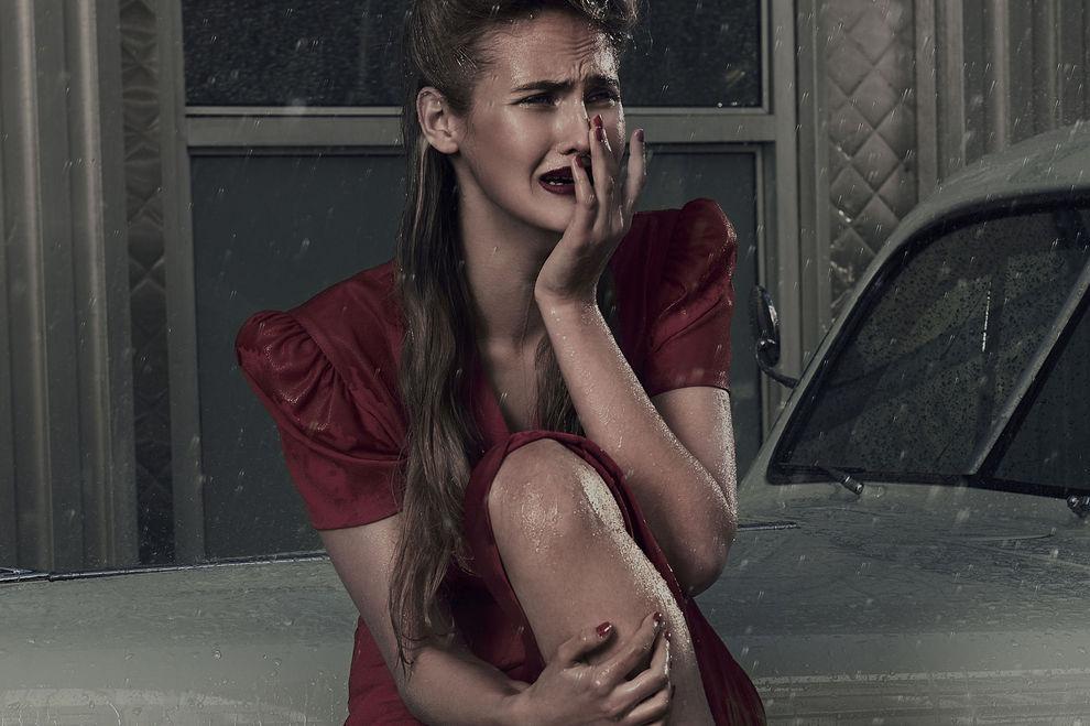Heute fließen bei den Kandidatinnen Tränen!