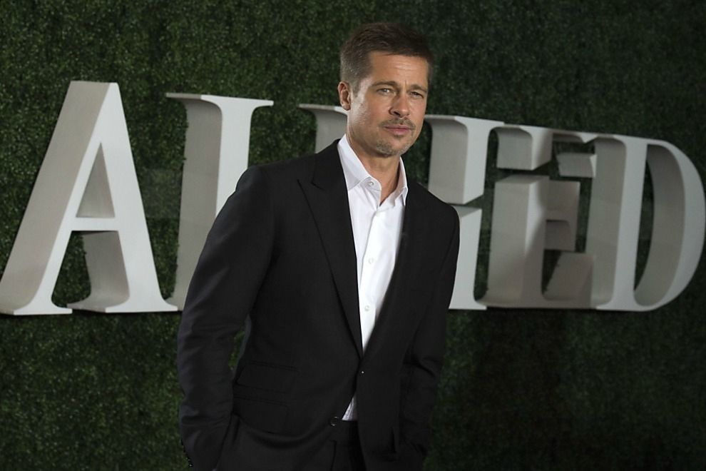 Brad Pitt lief erstmals seit der Trennung wieder über den roten Teppich
