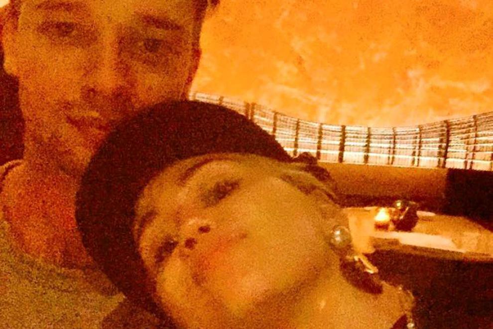 Miley Cyrus postet erstes Liebes-Selfie