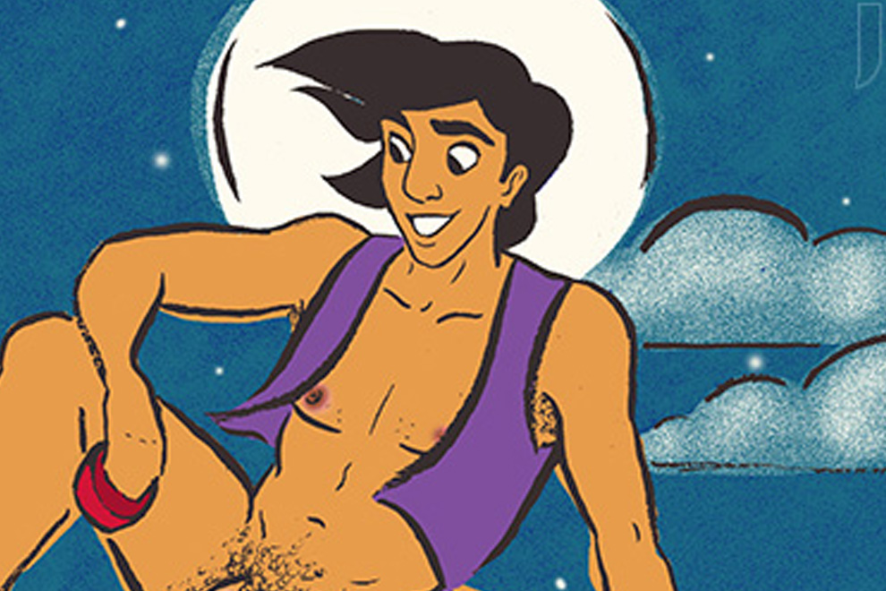 Unzensuriert: So sehen die Penisse der Disney-Prinzen aus