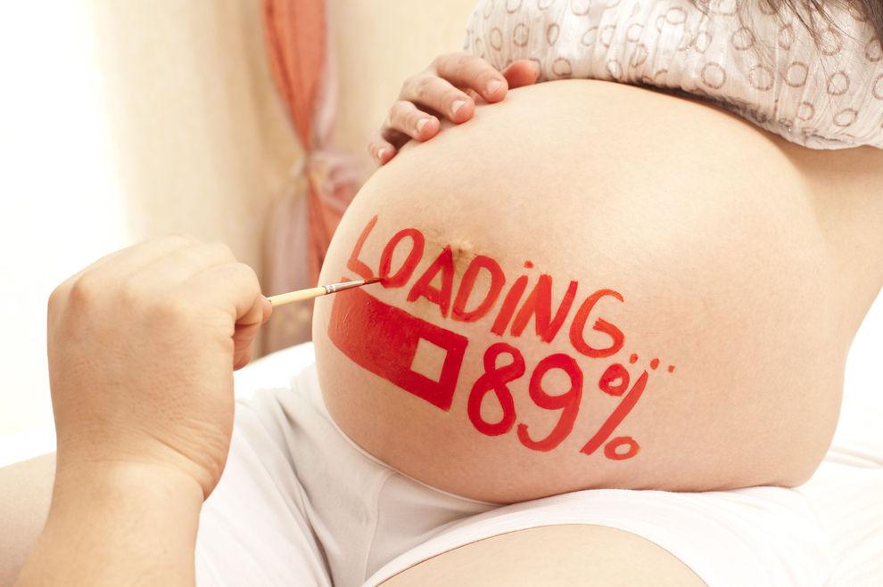 So Verandert Die Erste Schwangerschaft Das Gehirn Der Frau