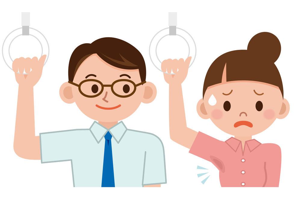 Stinken in der Öffentlichkeit: Die besten Tricks gegen üble Körpergerüche