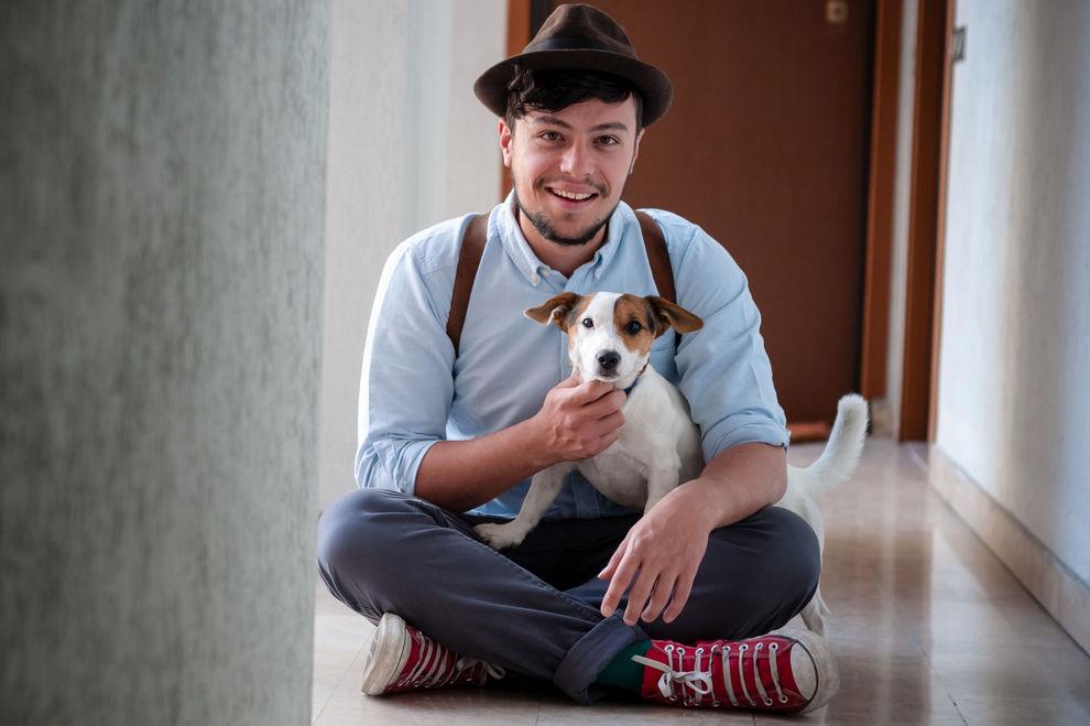 7 Gründe, warum du einen Hundebesitzer daten solltest
