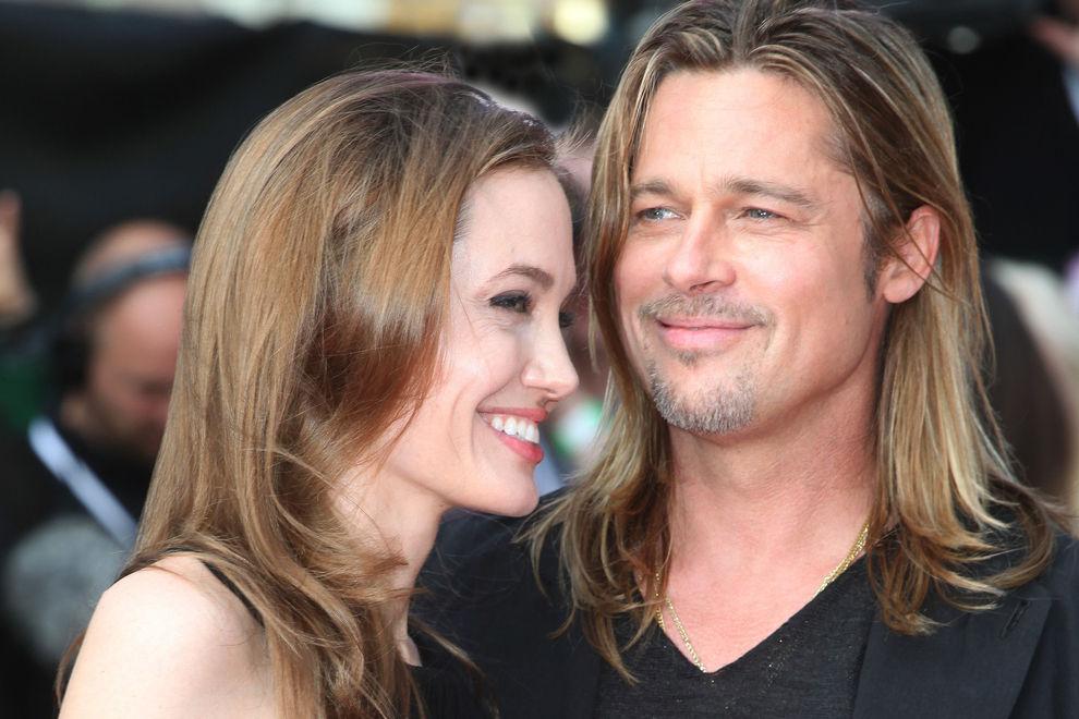 Brad Pitt veröffentlicht trauriges Statement