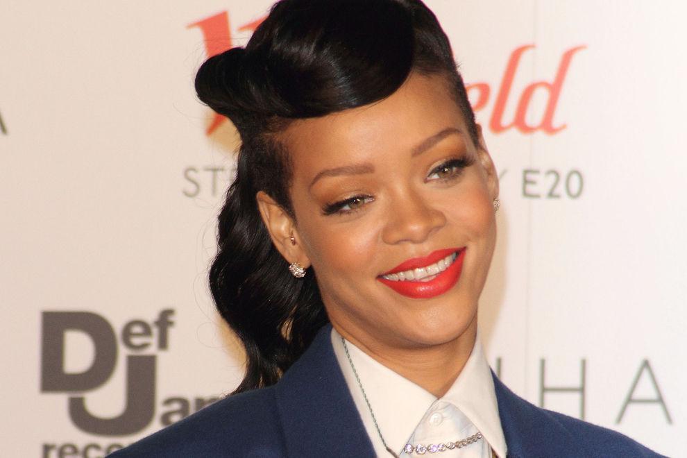 Rihanna wird erstes schwarzes Testimonial für Dior