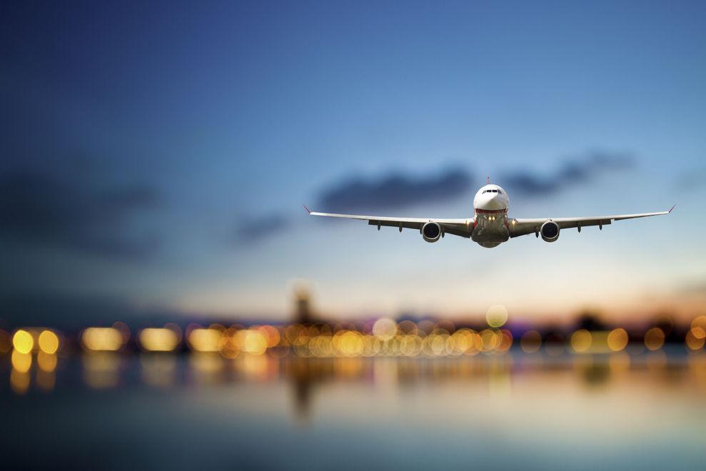 Wer weiß es? Warum sind Flugzeuge eigentlich weiß?