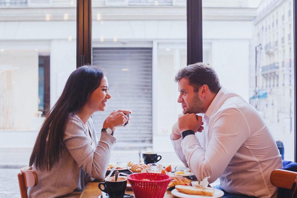 7 Regeln fürs erste Date