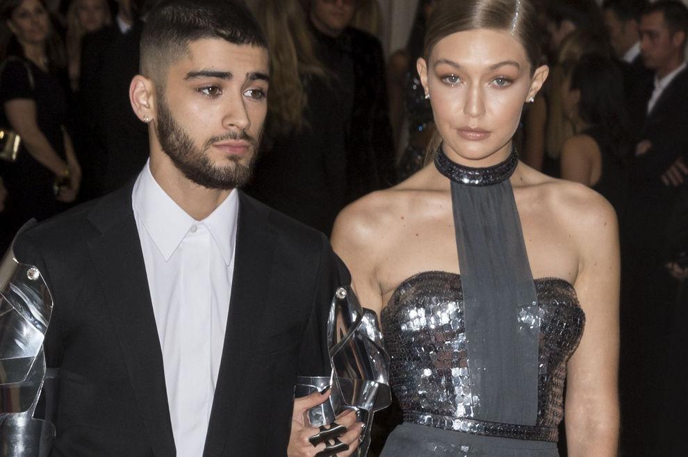 Gigi Hadid und Zayn Malik haben große Neuigkeiten