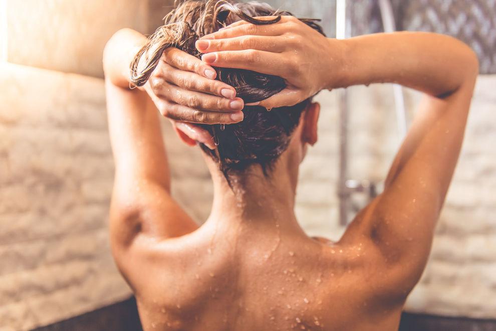 duschen macht krank