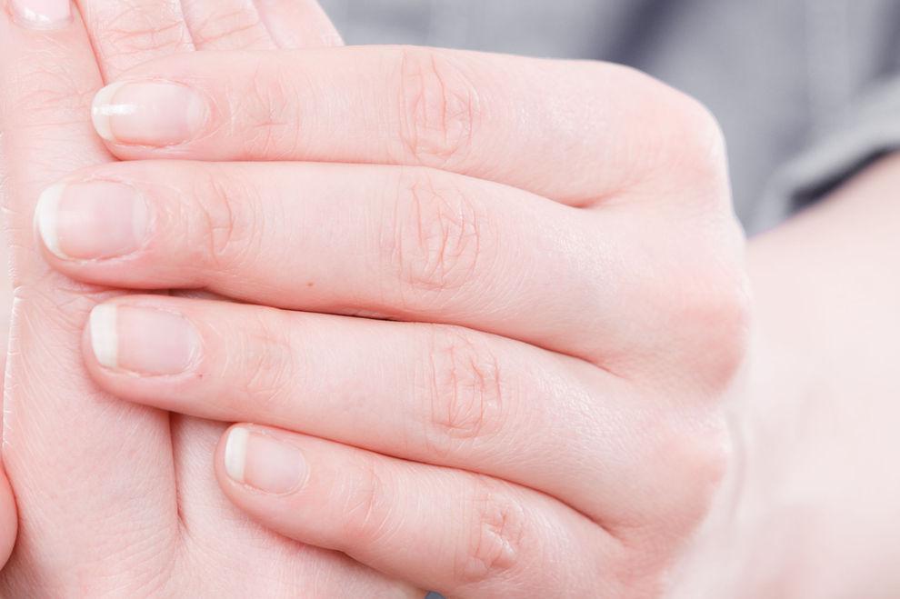 Das Verrät Der Weiße Halbkreis Auf Den Nägeln über Unsere Gesundheit