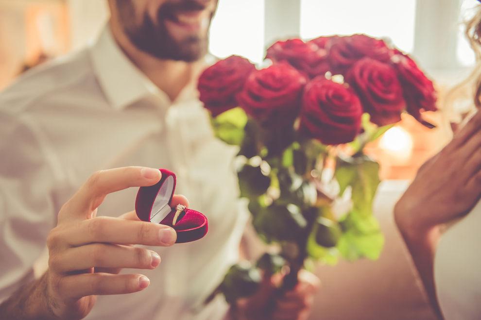 Der schönste Heiratsantrag für dein Sternzeichen