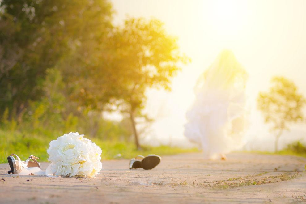 Kalte Füße: 4 gute Gründe, eine Hochzeit abzublasen