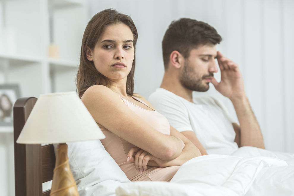 Beziehung ohne Sex: Paare erzählen, warum sie aufgehört haben, miteinander zu schlafen