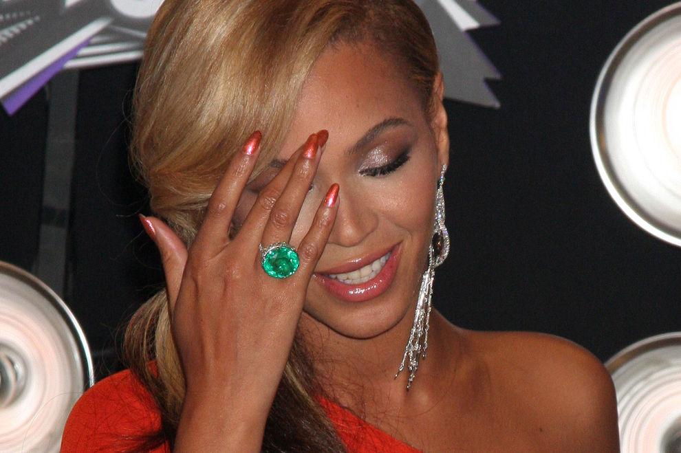 Das macht Beyonce bei einem Konzert-und die Fans rasteten völlig aus