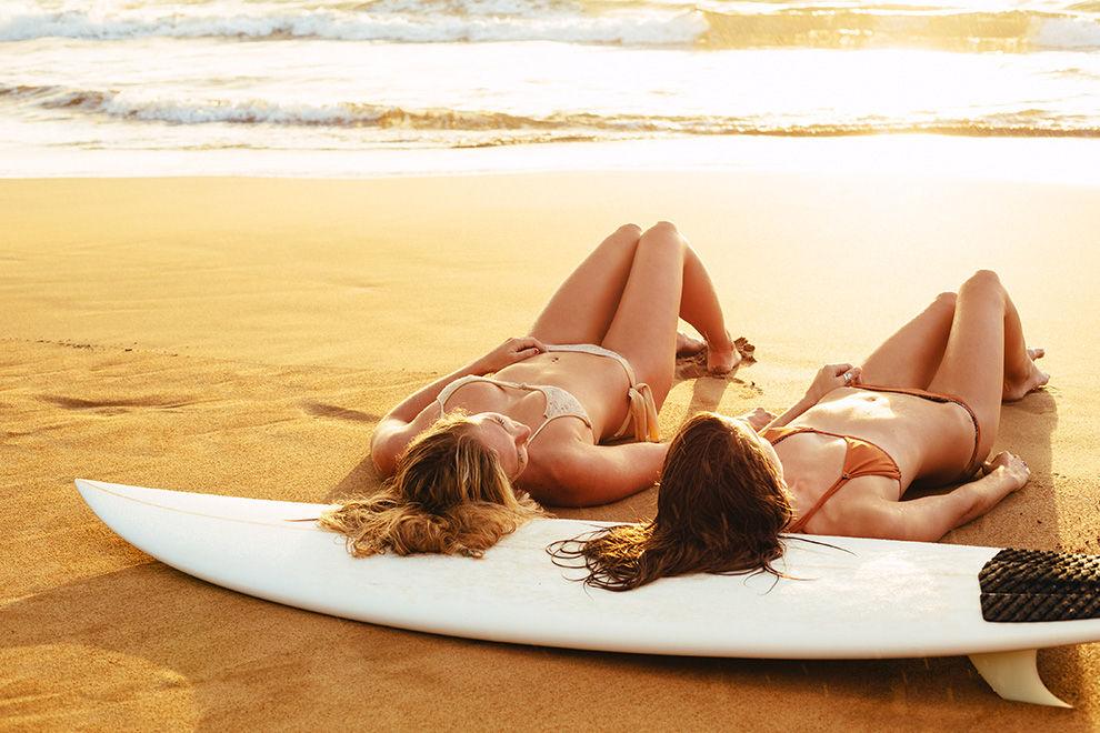 Darum ist ein Urlaub mit der besten Freundin besser als mit jedem Typ
