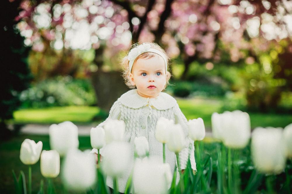 """Wunderschön: 30 Babynamen, die """"Frühling"""" bedeuten"""