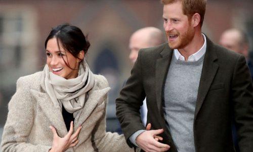 Die Liebesstory von Prinz Harry und Meghan Markle wird verfilmt