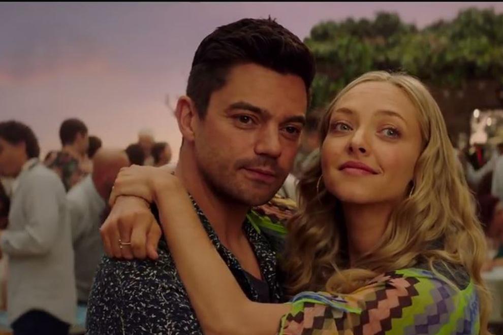 Mamma Mia 2 Trailer Deutsch