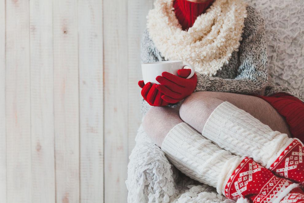 Das hilft gegen kalte Hände und Füße