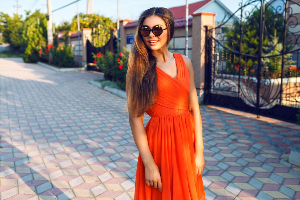 Warum du beim ersten Date nie Orange tragen solltest