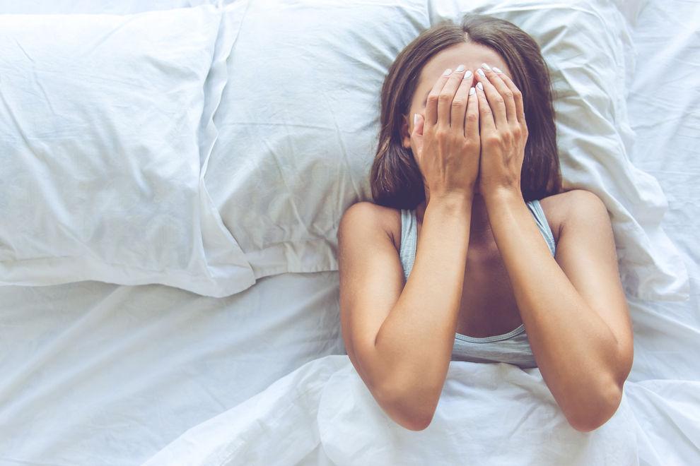 Das passiert, wenn du deine Bettwäsche nicht oft genug wechselst