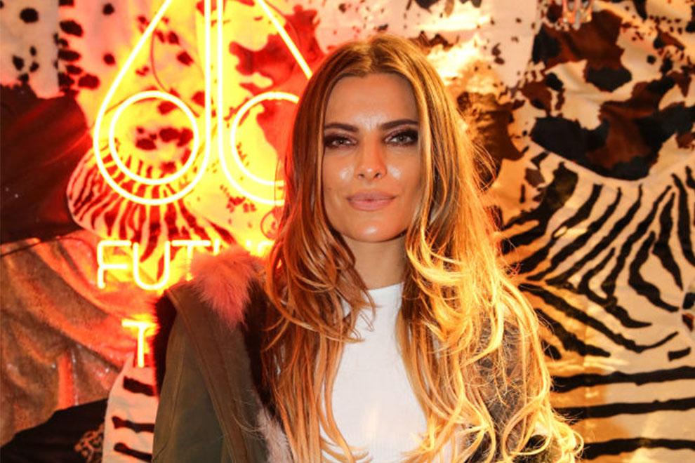 Sophia Thomalla lässt sich Helene Fischers Gesicht tätowieren