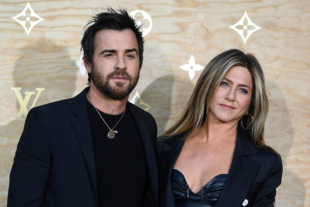 Jennifer Aniston & Justin Theroux: Trennung