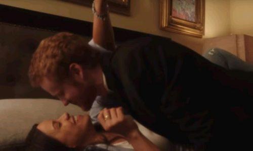 """""""Harry & Meghan – A Royal Romance"""": Der 1. Trailer zum Kitsch-Film über Meghan Markle und Prinz Harry ist da"""