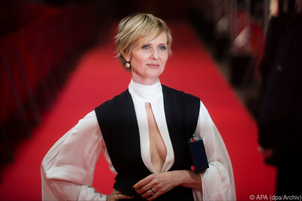 Cynthia Nixon: Sex and the City-Schauspielerin will Gouverneurin von New York werden