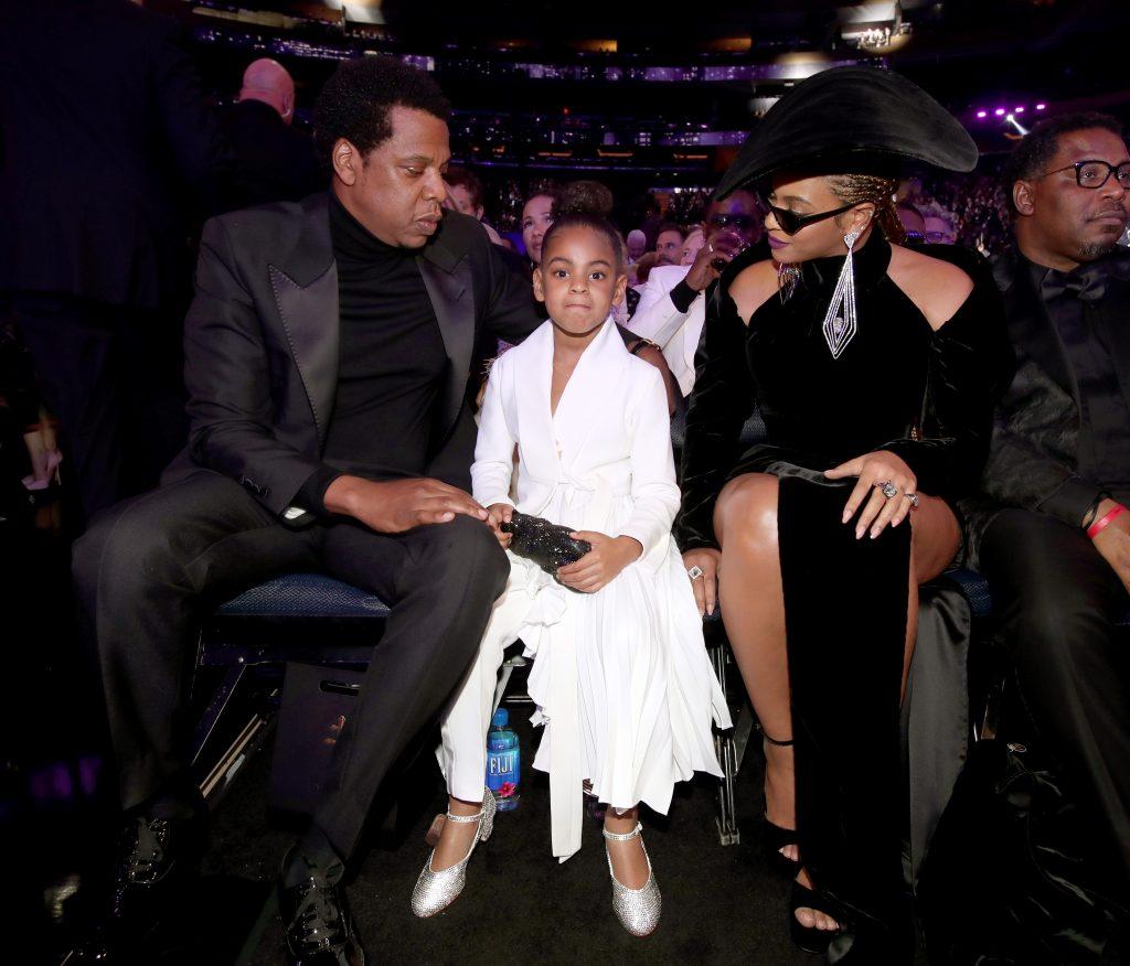 Blue Ivy: Beyoncé und Jay-Z lassen Tochter mit Geld um sich werfen