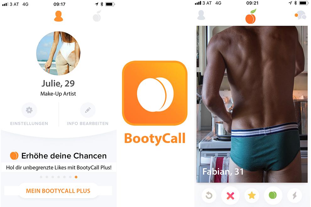 In dieser Dating-App wird nur dein Arsch bewertet