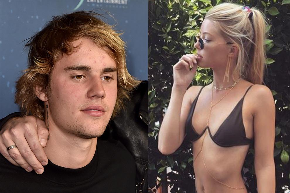 Justin Bieber: Ist dieses Model etwa seine Neue?