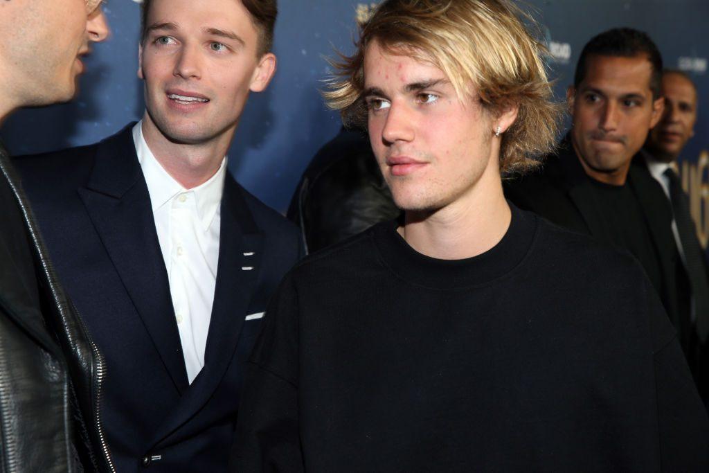 Justin Bieber hatte einen Autounfall