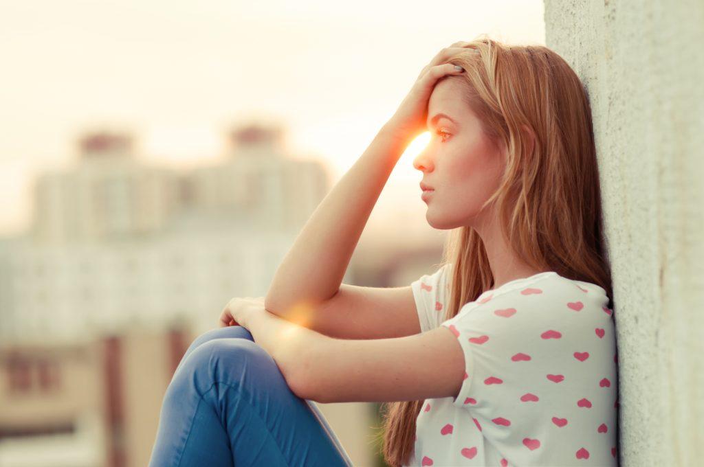 Liebeskummer: Ungewöhnliche Wege, um über den Ex hinweg zu kommen