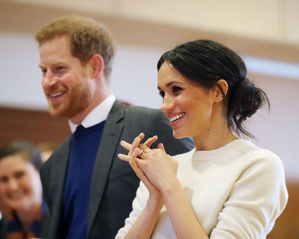Royale Hochzeit: Dieser Mann wird Meghan Markle zum Altar führen