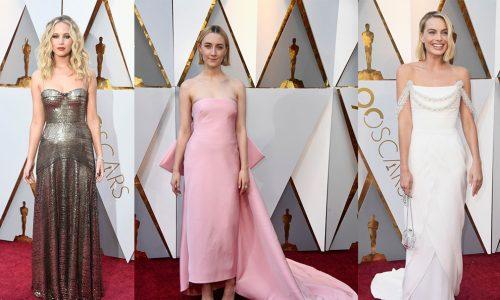 Oscars 2018: Die schönsten Kleider am Red Carpet