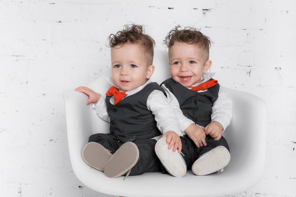 Zwillingsnamen: Das sind die schönsten Namen für Zwillinge