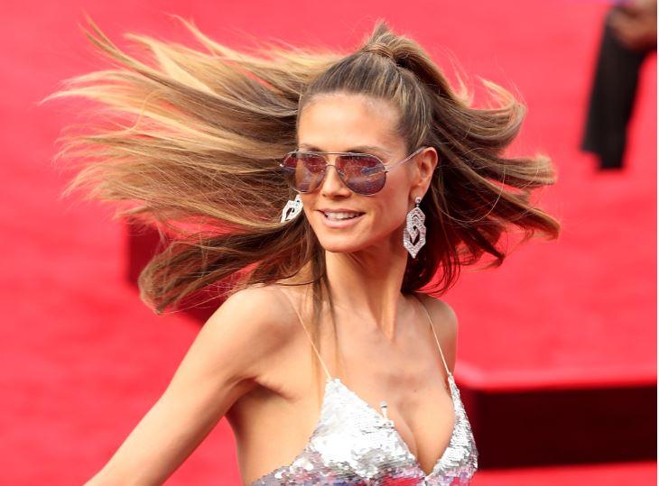 Heidi Klum schockiert ihre Fans mit neuen Nackt-Selfies
